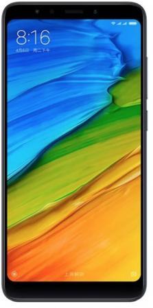 Смартфон Xiaomi Redmi 5 черный 5.7 16 Гб LTE Wi-Fi GPS 3G