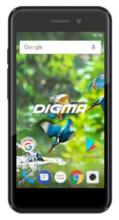 Смартфон Digma LINX A453 3G серый 4.5