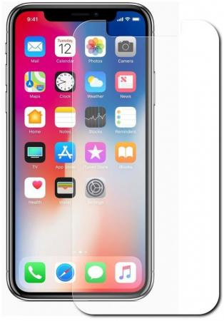 Защитная плёнка прозрачная Red Line УТ000015235 для iPhone X dual usb output universal thunder power bank portable external battery emergency charger 13000mah yb651 yoobao for electronics