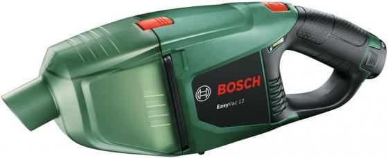 Автомобильный пылесос Bosch EasyVac12 сухая уборка зелёный автомобильный пылесос bosch pas 18 li set сухая уборка зелёный 06033в9002