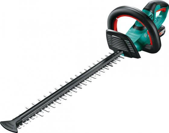 Кусторез Bosch AHS 50-20 Li 0600849F00 аккумуляторные ножницы кусторез bosch ahs 50 20 li 0 600 849 f00