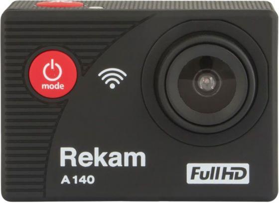 Экшн-камера Rekam A140 черный кольцо адаптер rekam sbwn