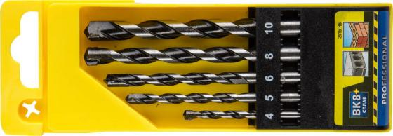 Набор сверл STAYER PROFESSIONAL 2915-H5 по бетону ударные 4/5/6/8/10мм 5шт.