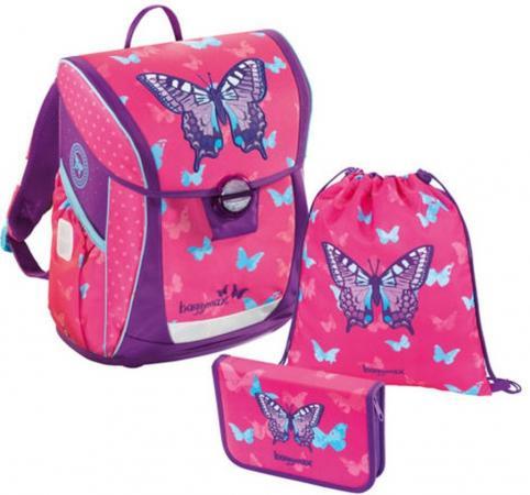 Ранец светоотражающие материалы Step by Step BaggyMax Niffty Sweet Butterfly 18 л рисунок web database development step by step net edition
