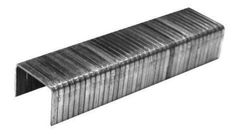 Скобы для степлера BIBER 85822 прямоугольные 8мм для степлера 3 в 1 скобы для степлера biber 85825