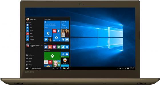 Нетбук Lenovo IdeaPad 520-15IKBR 15.6 1920x1080 Intel Core i3-8130U 500 Gb 4Gb nVidia GeForce MX150 2048 Мб бронзовый DOS 81BF00GRRU ноутбук lenovo ideapad 320 17ikb 17 3 1600x900 intel core i3 7100u 500 gb 8gb nvidia geforce gt 920mx 2048 мб серебристый windows 10 home