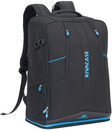 Рюкзак для ноутбука 16 Riva 7890 полиэстер черный riva 9101 ultraviolet