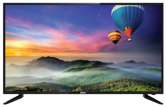 Телевизор LED 28 BBK 28LEM-1056/T2C черный 1366x768 50 Гц VGA USB телевизор led 24 lg 24mt49vf pz черный 1366x768 usb hdmi