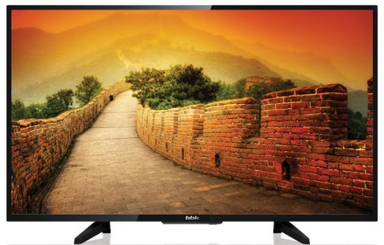 Телевизор LED 40 BBK 40LEM-1049/FTS2C черный 1920x1080 50 Гц USB VGA SCART led bbk 42lem 1026 fts2c черный