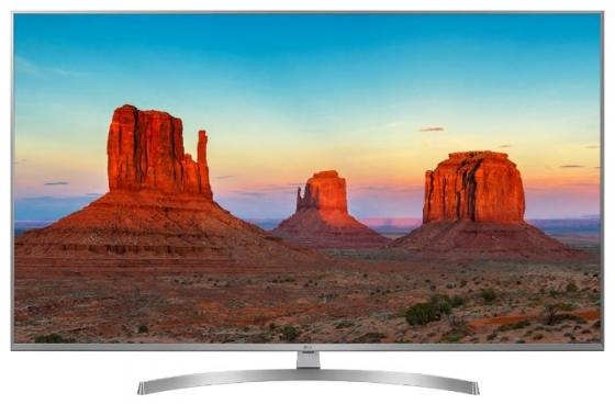цена на Телевизор 65 LG 65UK7550PLA титан 3840x2160 100 Гц Wi-Fi Smart TV RJ-45 Bluetooth