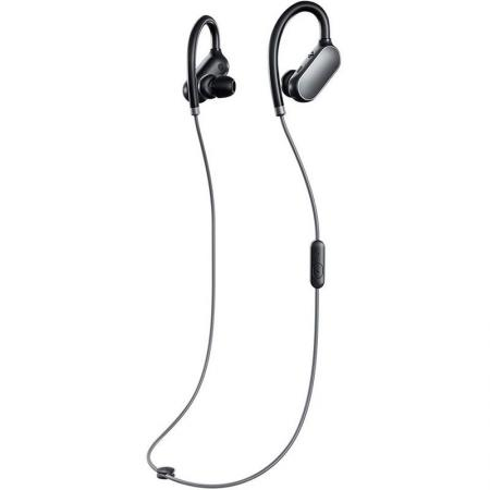 Bluetooth-гарнитура Xiaomi Mi Sport черный bluetooth гарнитура xiaomi mi bluetooth headset черный