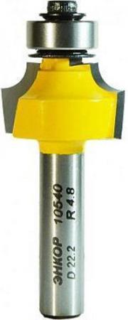 Купить Фреза ЭНКОР 10540 кромочная калевочная ф22.2х13мм R4.8мм хв8мм