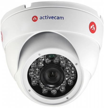 "цена на Видеокамера ActiveCam AC-TA481IR2 CMOS 1/2.8"" 3.6 мм 1920 x 1080 RJ-45 LAN белый"