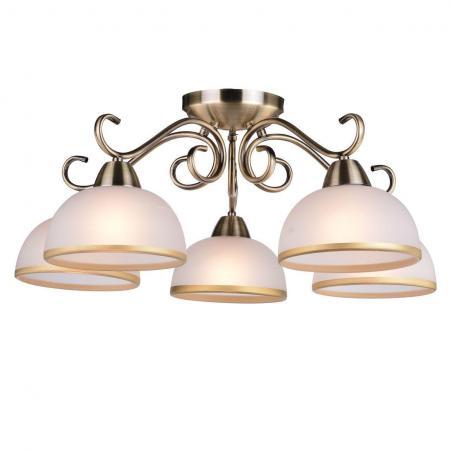 Потолочная люстра Arte Lamp Beatrice A1221PL-5AB потолочная люстра artelamp a1221pl 5ab