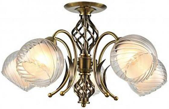 Потолочная люстра Arte Lamp Dolcemente A1607PL-5AB люстра на штанге arte lamp dolcemente a1607pl 5ab