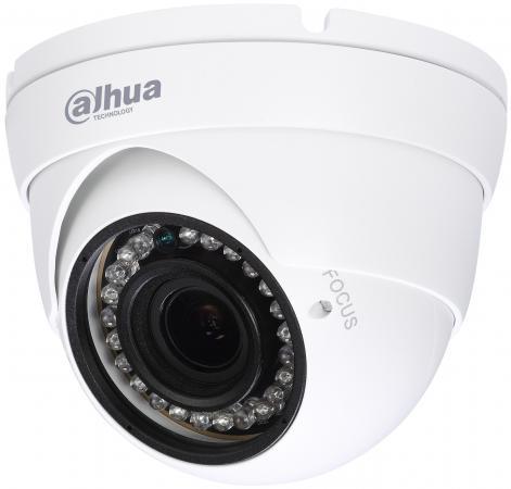 Фото - Видеокамера Dahua DH-HAC-HDW1100RP-VF-S3 CMOS 1/3 12 мм 1280 x 720 RJ-45 LAN белый видеокамера