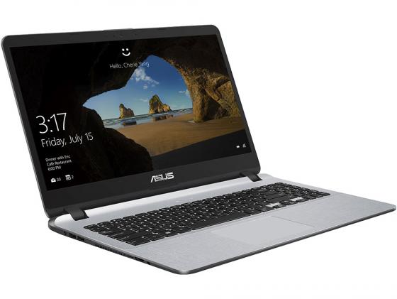 "Ноутбук ASUS X507UB-EJ043T 15.6"" 1920x1080 Intel Core i3-6006U 1 Tb 4Gb nVidia GeForce MX110 2048 Мб серый Windows 10 Home 90NB0HN1-M00720 цена и фото"
