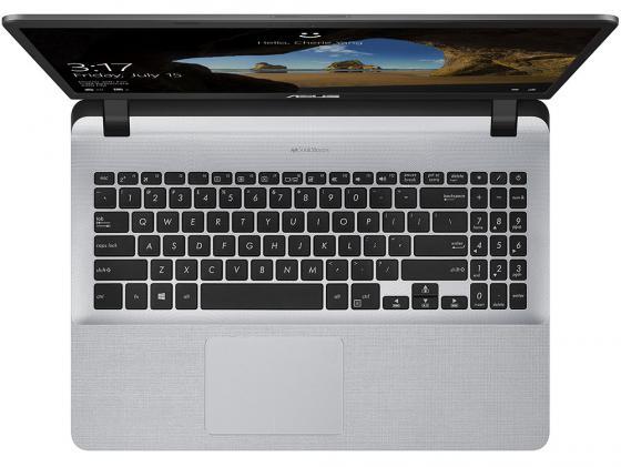"""Ноутбук ASUS X507UB-EJ043T 15.6"""" 1920x1080 Intel Core i3-6006U 1 Tb 4Gb nVidia GeForce MX110 2048 Мб серый Windows 10 Home 90NB0HN1-M00720"""