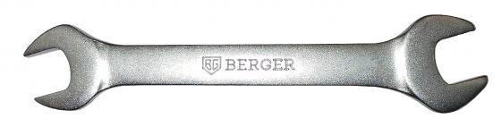 Ключ рожковый BERGER BG1088 (12 / 14 мм) 180 мм ключ рожковый berger bg1115 16 18 мм 190 мм