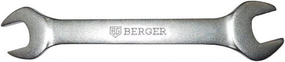 Ключ рожковый BERGER BG1093 (24 / 27 мм) 265 мм цена 2017