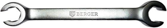 Ключ рожковый BERGER BG1113 (12 / 14 мм) 190 мм ключ рожковый berger bg1115 16 18 мм 190 мм