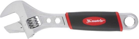 Ключ разводной MATRIX 15516 (0 - 20 мм) 150мм разводной ключ 300 мм matrix 15507