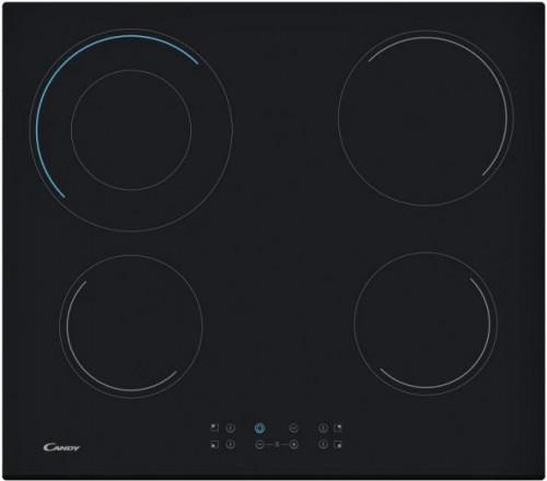 Варочная панель электрическая Candy CH64DVT черный