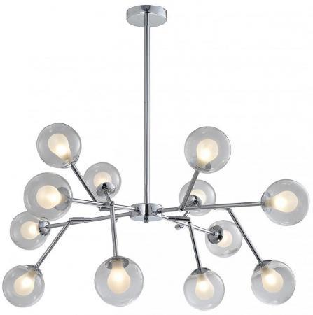 Подвесная светодиодная люстра Favourite Bullae 2136-12P