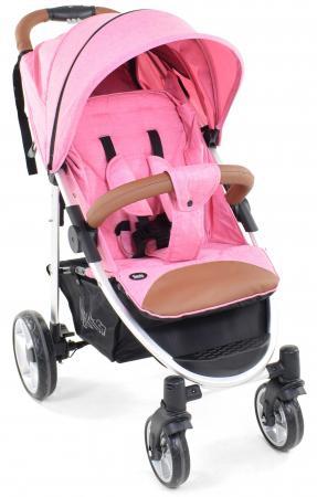 Прогулочная коляска Nuovita Corso (rosa-argento)