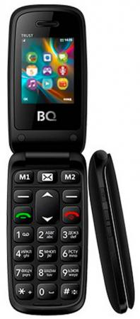 BQ 2002 Trust Black Мобильный телефон