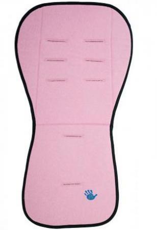 Матрасик-вкладыш 85x44см Altabebe Lifeline Polyester AL3006 (rose)