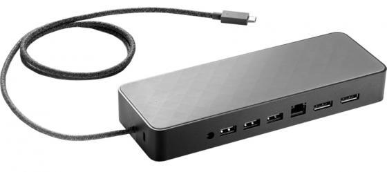 Док станция для ноутбуков HP USB-C Dock G4 3FF69AA док станция для ноутбуков hp docking station 90w a7e32aa