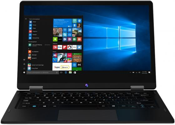 Ноутбук Irbis NB116 11.6 1920x1080 Intel Atom-x5-Z8350 32 Gb 4Gb Intel HD Graphics 400 черный Windows 10 Home NB116 ноутбук irbis nb99 серебристый nb99