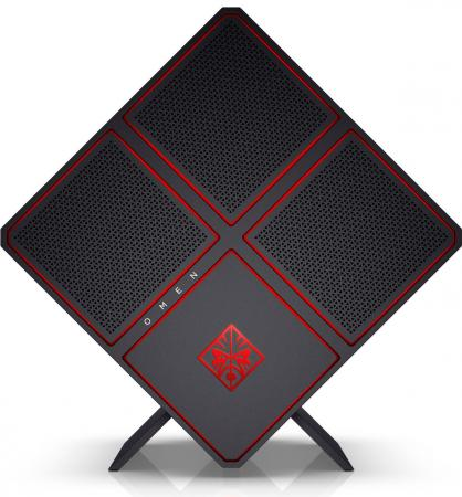 Купить Системный блок HP Omen X 900-201ur Intel Core i9 7900X 32 Гб 2Tb + 256 SSD Nvidia GeForce GTX 1080Ti 11264 Мб Windows 10 Home 2PV30EA, Черный