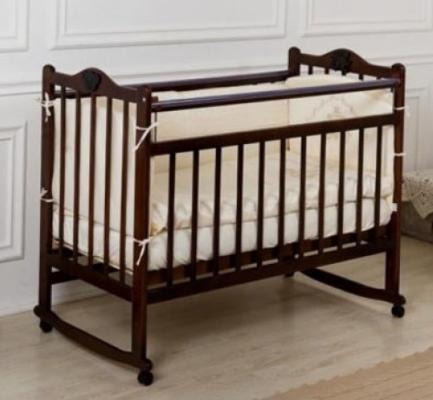 Кроватка Everflo Pali ES-001 (caramel) оборудование для мониторинга ideas 001 15