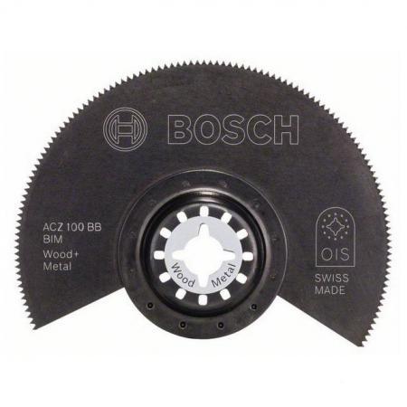 Пильный диск Bosch Wood+Metal 100 ММ 2608661633 диск пильный bosch multimaterial 2608640510