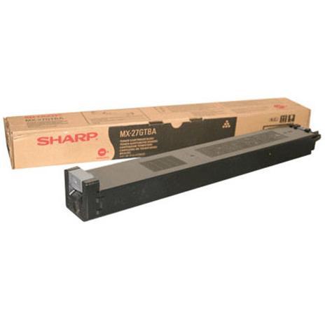 Тонер-картридж Sharp MX27GTBA черный 18 000 страниц тонер картридж sharp sharp mx23gtba для mx 1810 2010 2310 3111 черный