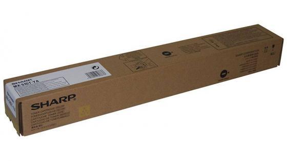 Тонер-картридж Sharp MX51GTYA желтый 18 000 страниц
