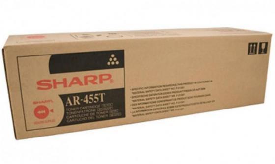 Фото - Тонер-картридж Sharp AR455T 35 000 страниц тонер картридж sharp mx235gt
