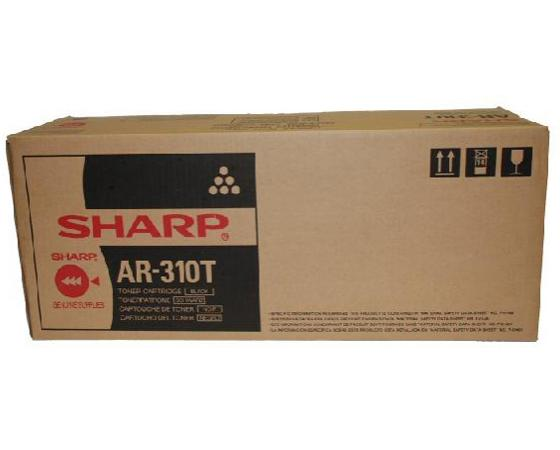 Тонер-картридж Sharp AR310T 25 000 страниц картридж sharp ar310t black