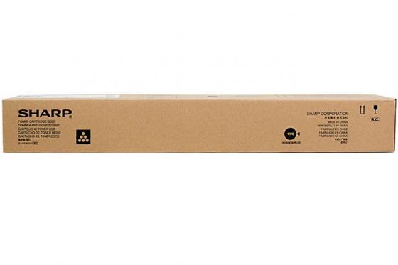 Тонер-картридж Sharp MX60GTYB желтый 12 000 страниц тонер картридж sharp sharp mx23gtba для mx 1810 2010 2310 3111 черный