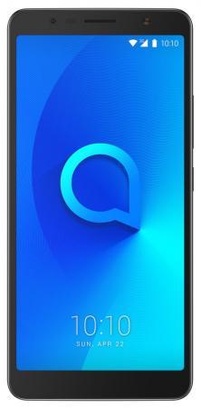 """Смартфон Alcatel 3C 5026D металлик черный 6"""" 16 Гб Wi-Fi GPS 3G 5026D-2AALRU1 цена и фото"""