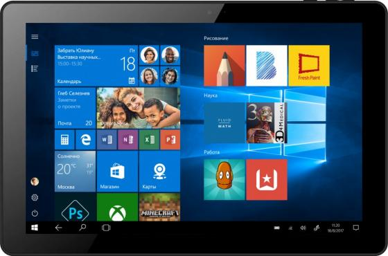 Планшет Irbis TW95 10.1 64Gb Black Wi-Fi Bluetooth Windows TW95 ноутбук irbis nb25 nb25