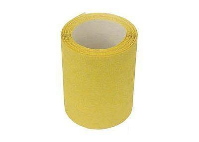 Лист шлифовальный ABRAFORCE 500025121 желтая 100мм*3м P80