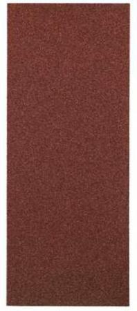 Лист шлифовальный KWB 812-040 10 шлифлист 115x280/к 40 808 200 514 040 тонкая