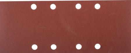 Лист шлифовальный ЗУБР 35591-600 МАСТЕР на зажимах 8отверстий по краю для ПШМ P600 93х230мм 5шт. лист шлифовальный интерскол для пшм 32 130 85 55x140мм к100 5шт 2085714010001