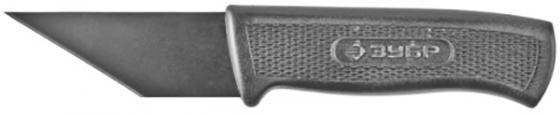 Нож ЗУБР сапожный 180мм 0954_Z01 цена 2017