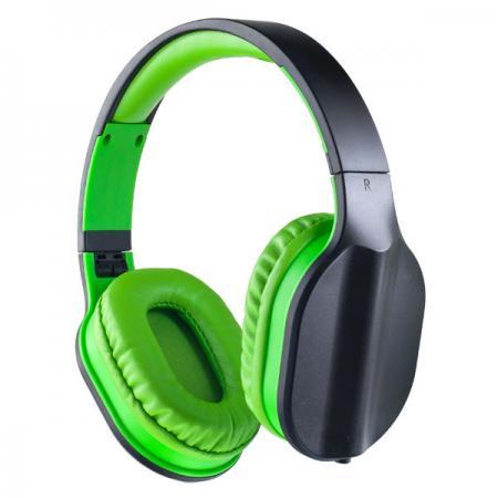 Гарнитура Perfeo PF_A4006 зеленый черный