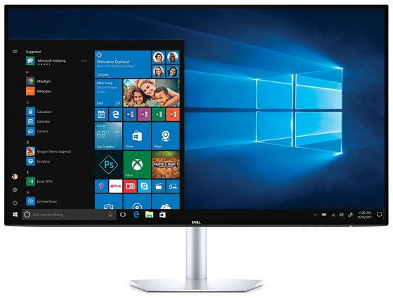 Монитор 27 DELL S2719DM серебристый IPS 2560x1440 600 cdm^2 5 ms HDMI Аудио 2719-4890