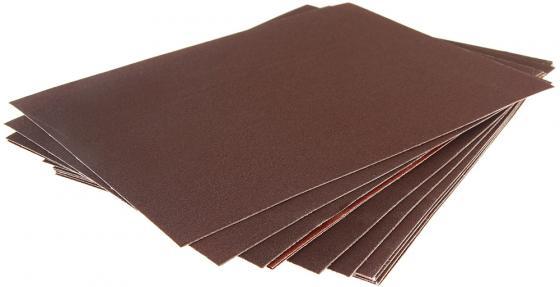 Набор шлиф.листов БАЗ 170 Х 240 P 60 (№25) 10шт. фильтр отстойник баз ду 25